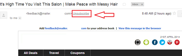 Gmail's Feedback Loop and Unsubscribe Link | Email Marketing