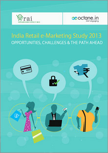 India Retail e-Marketing Study 2013