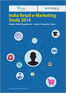 India Retail e-Marketing Study 2014